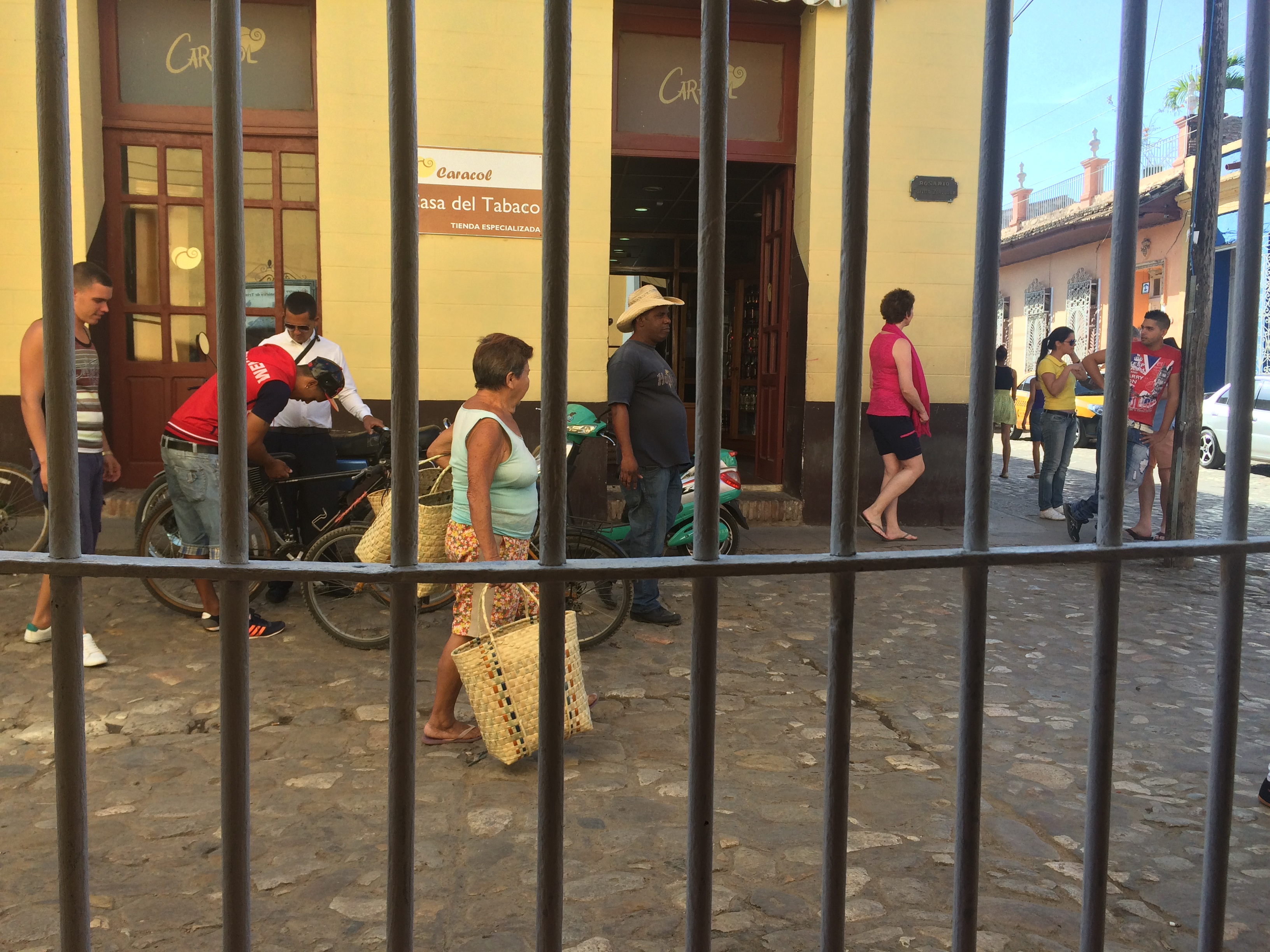 Shopping på Cuba er vanskelig