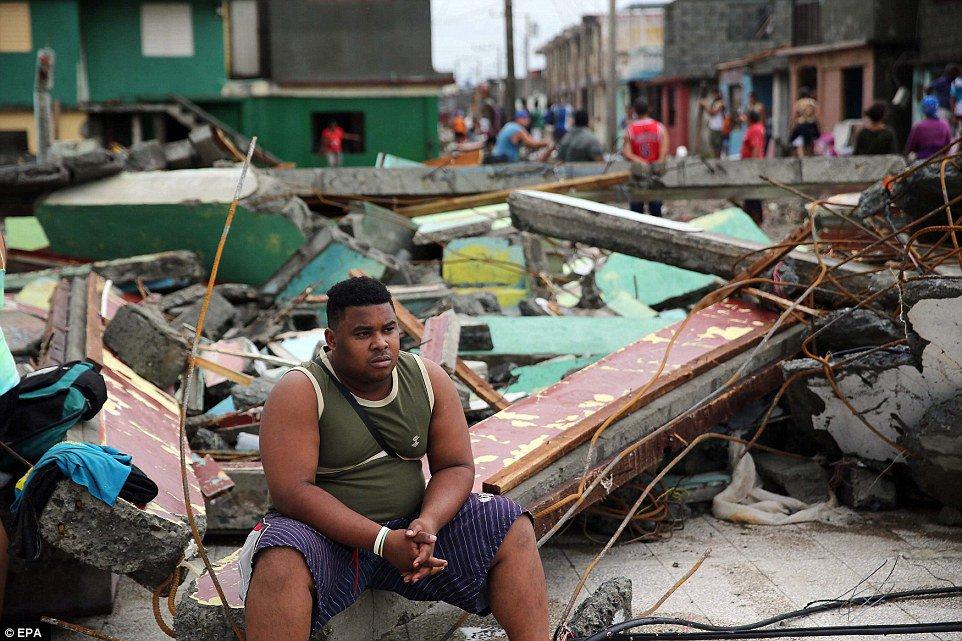 Støtt orkan-ofrene på Cuba