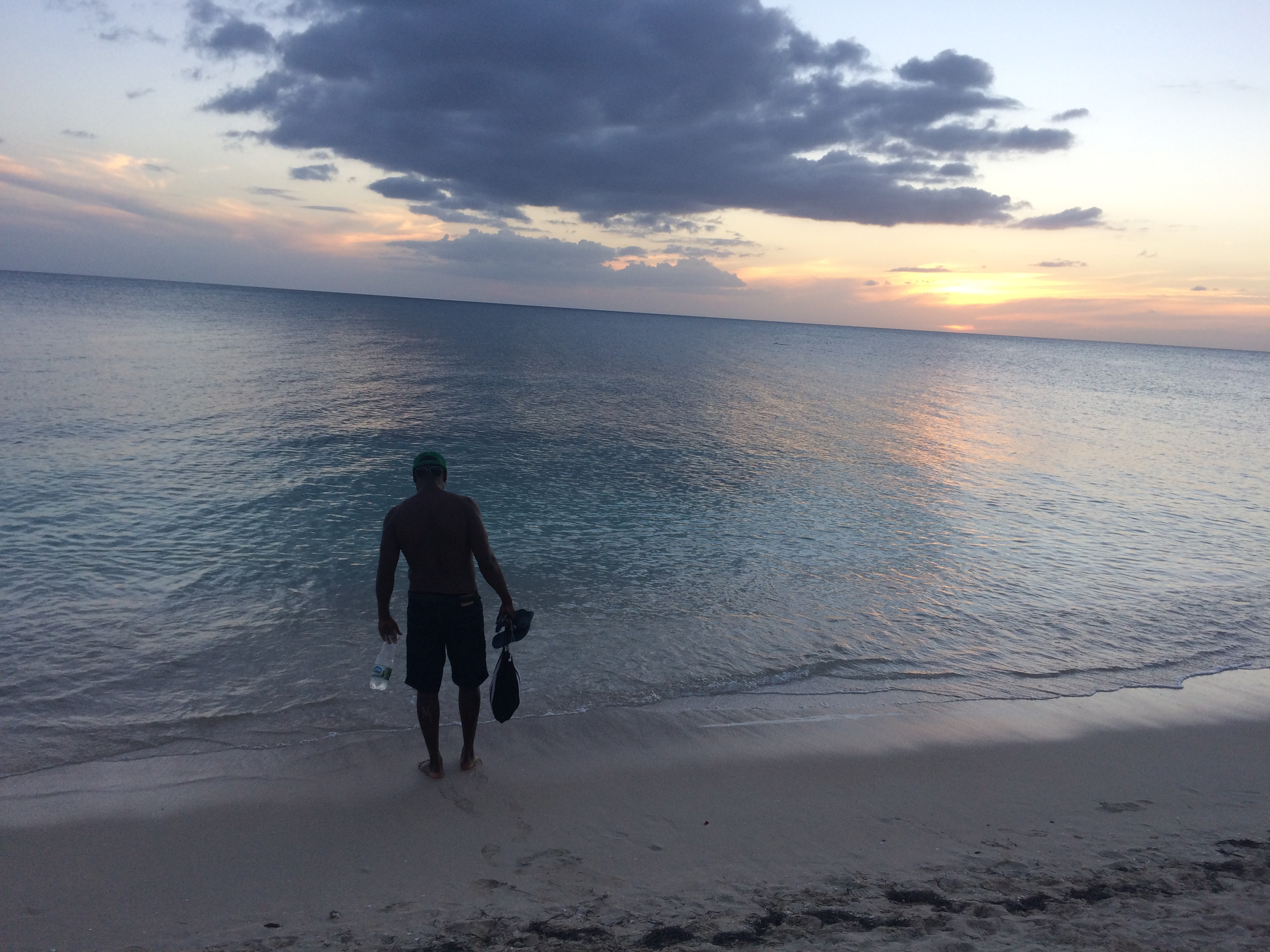 Strand på Cuba
