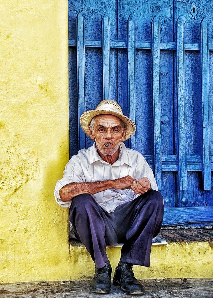 Jeg er temmelig sikker på at Cuba har verdens herligste gamle