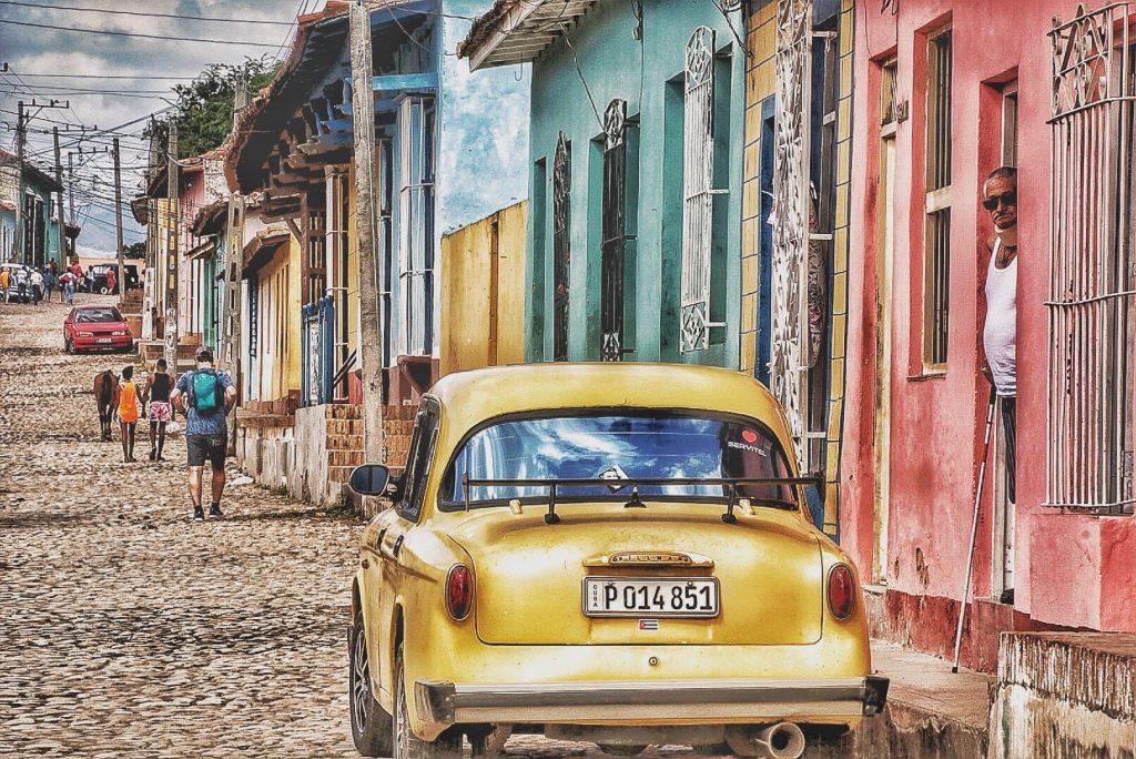 Trinidad er en fotografs gullgruve