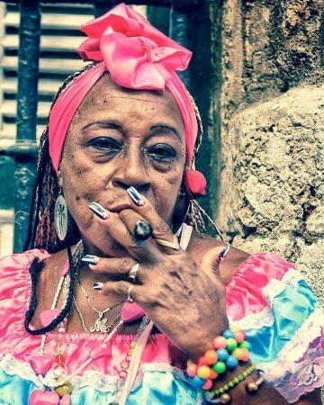 Besøk en sigarfabrikk