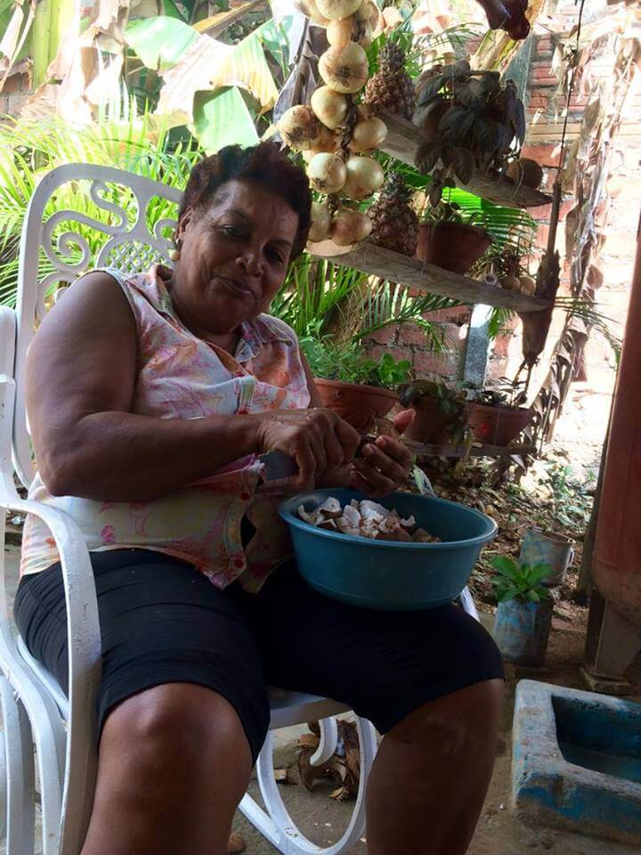 Cuba på kvinnedagen. Cubanske kvinner er sterke kvinner.