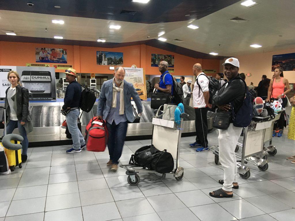 Flyplassen i Havana
