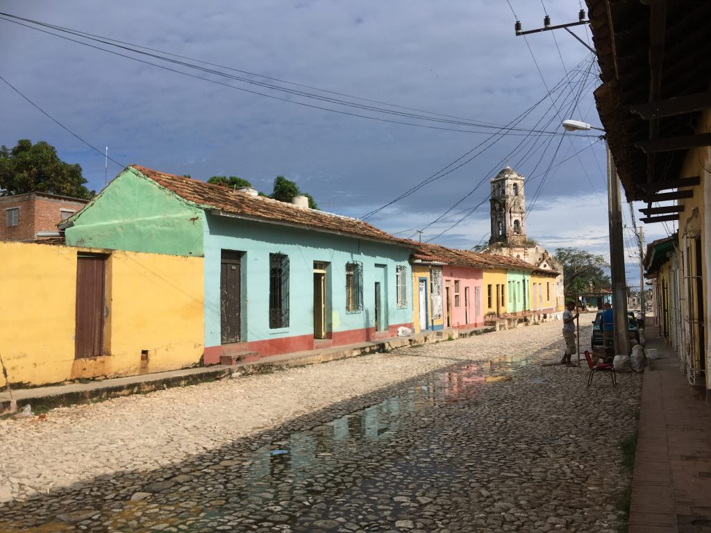 Trinidad sentrum