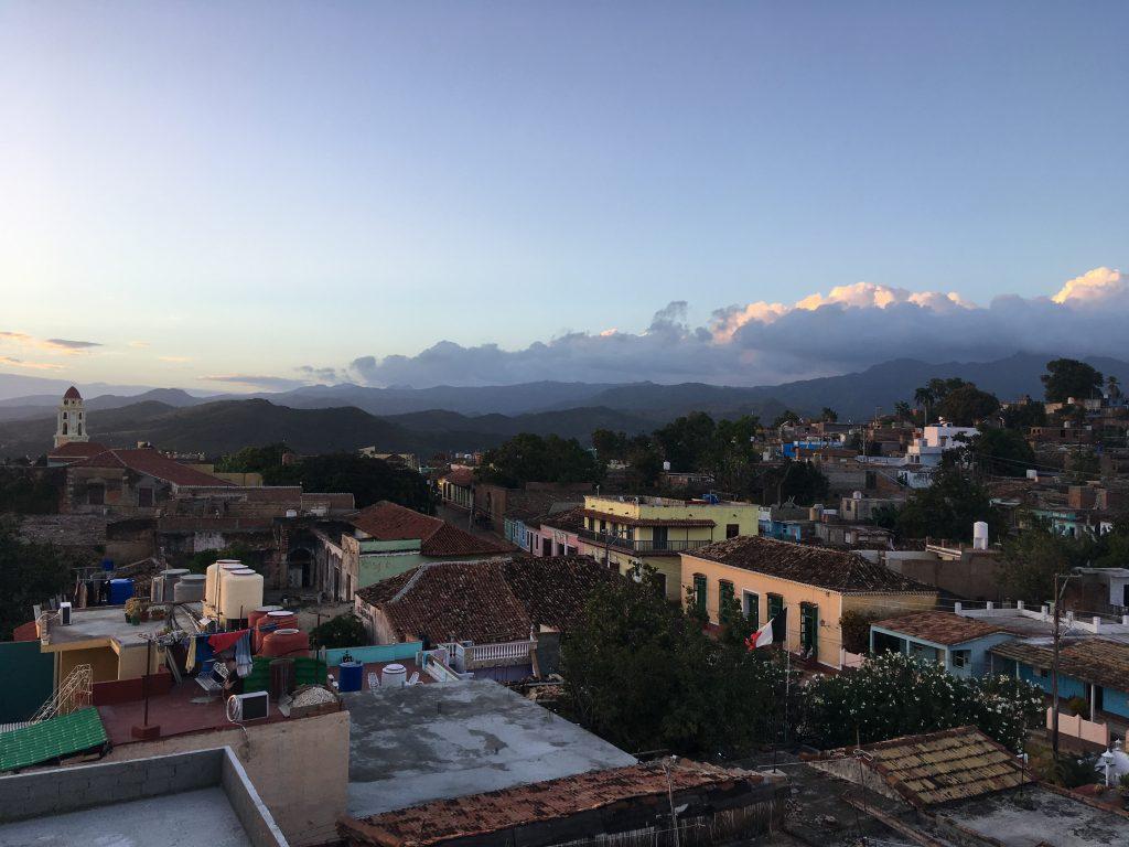 Trinidad fra luften