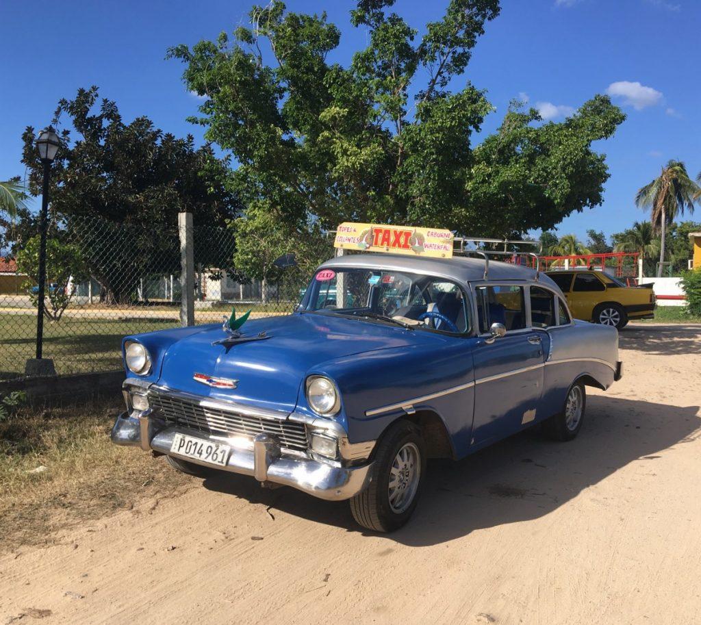 Delt taxi er det beste transportmiddelet på Cuba, spør du meg.