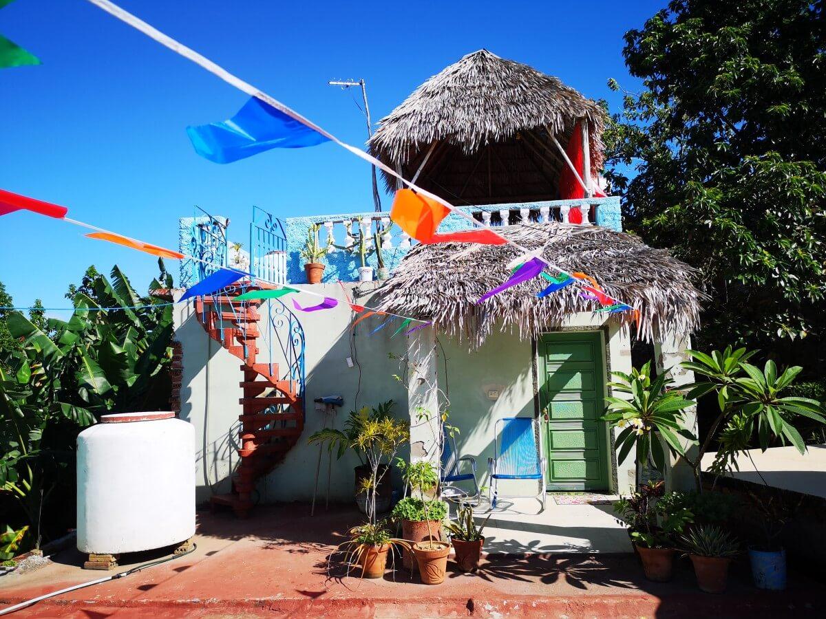 Norsk bed & breakfast på Cuba