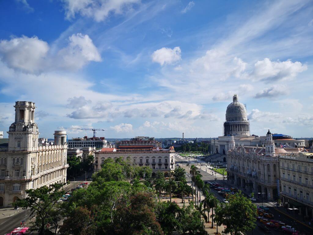 Havana er en nydelig hovedstad