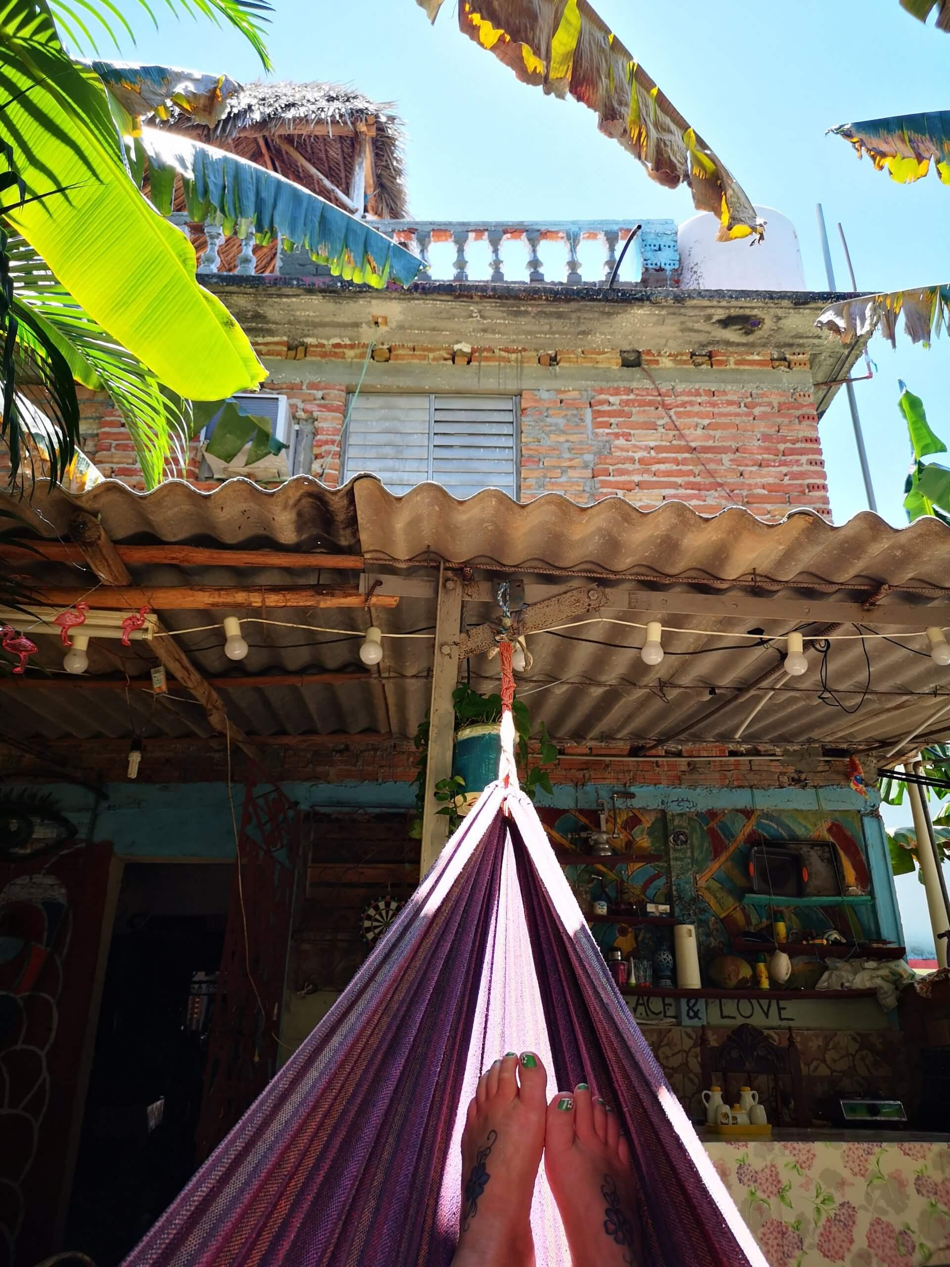 gjestehus på Cuba