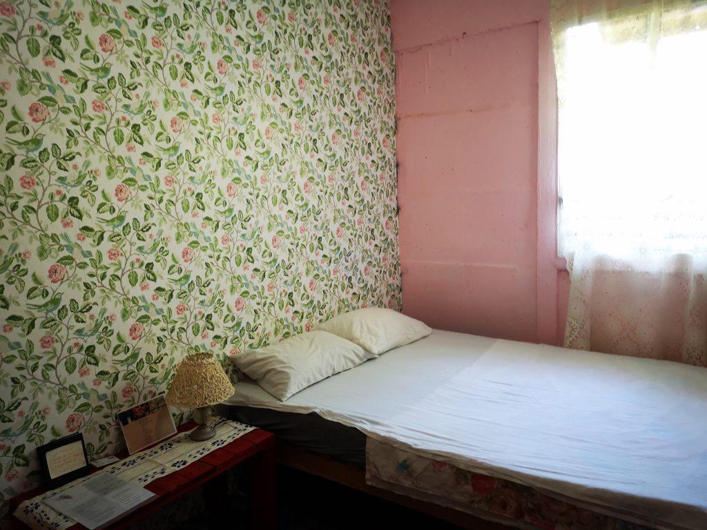 Rosa rommet