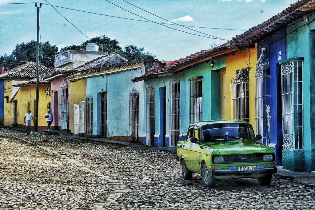 Trinidads fargerike gater