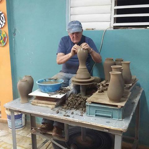 Kurs i keramikk