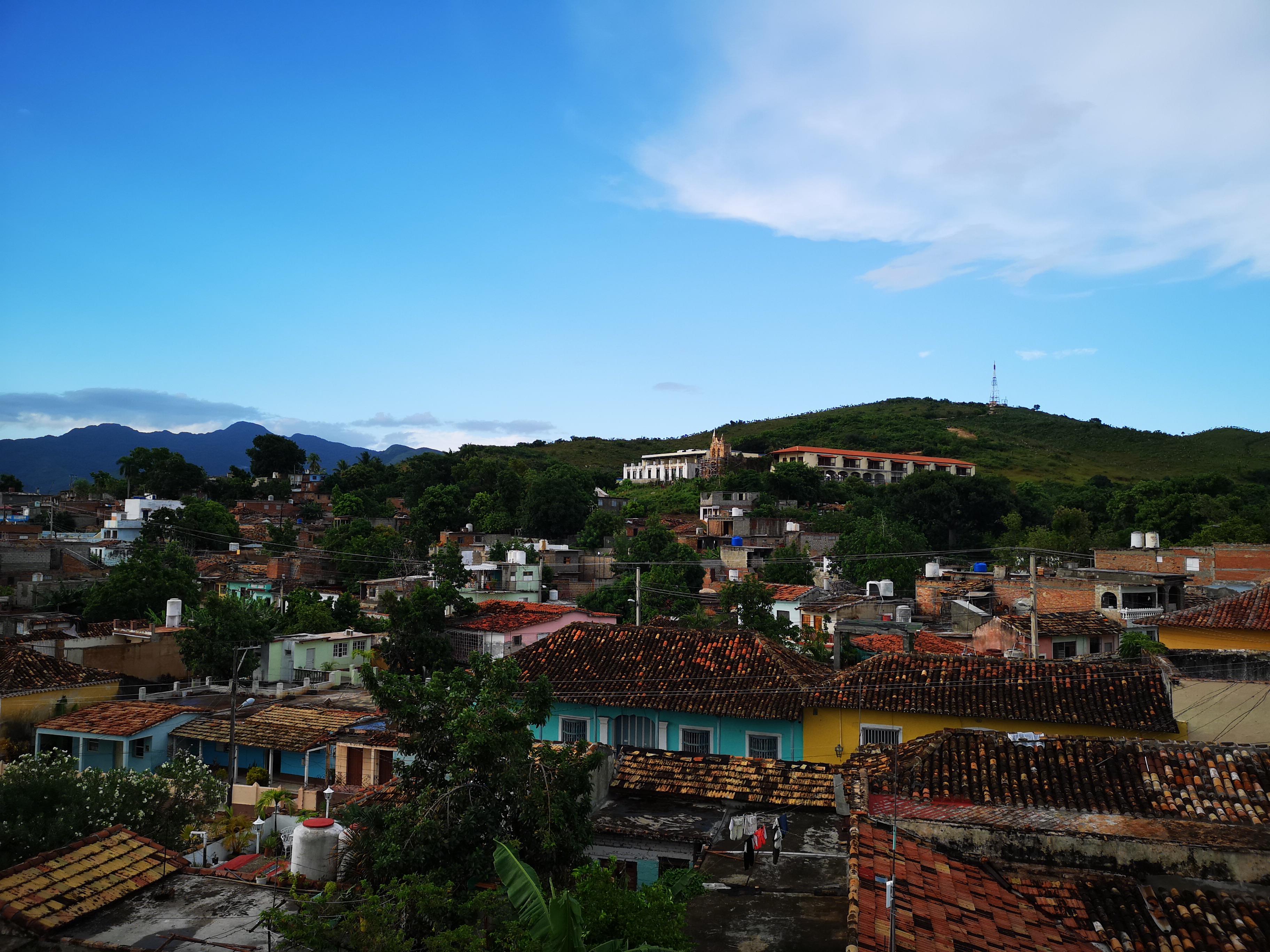 Trinidad er et kjent turistattraksjon på Cuba