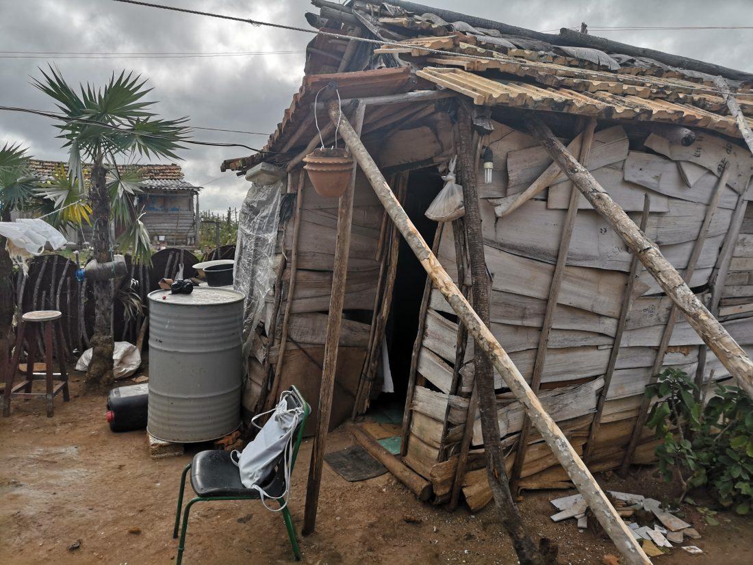 fattigdom på Cuba