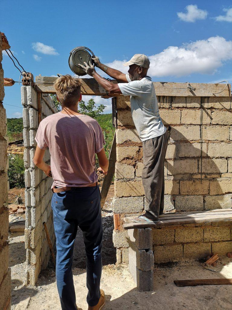 Frivillig arbeid på Cuba