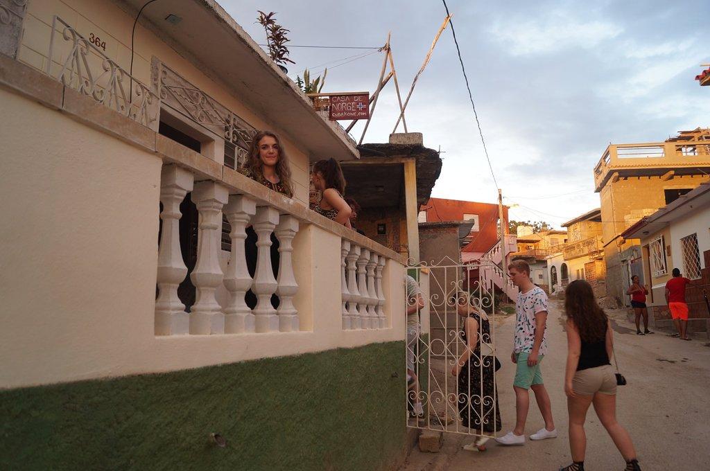 Besøk i Casa de Norge. Et norsk gjestehus på Cuba