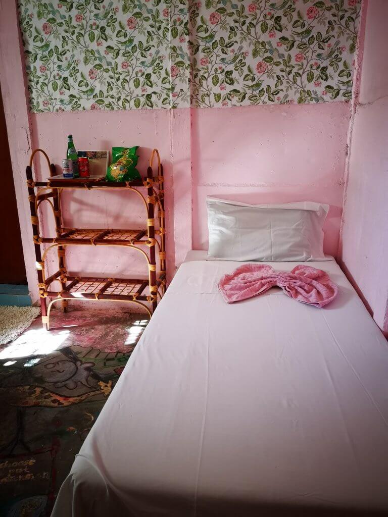 Det rosa rommet