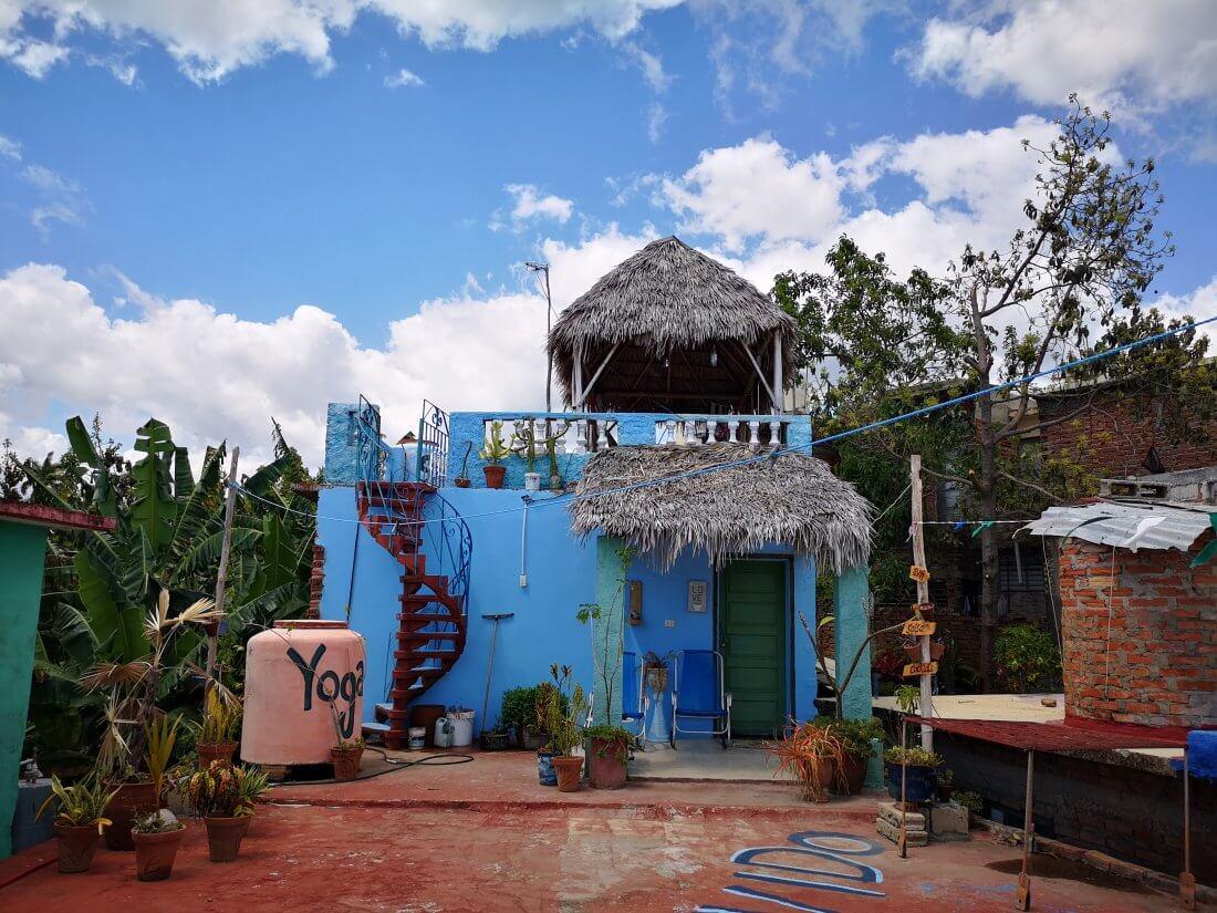 casa de Norge tilbyr overnatting på Cuba. Cubas bed & breakfast