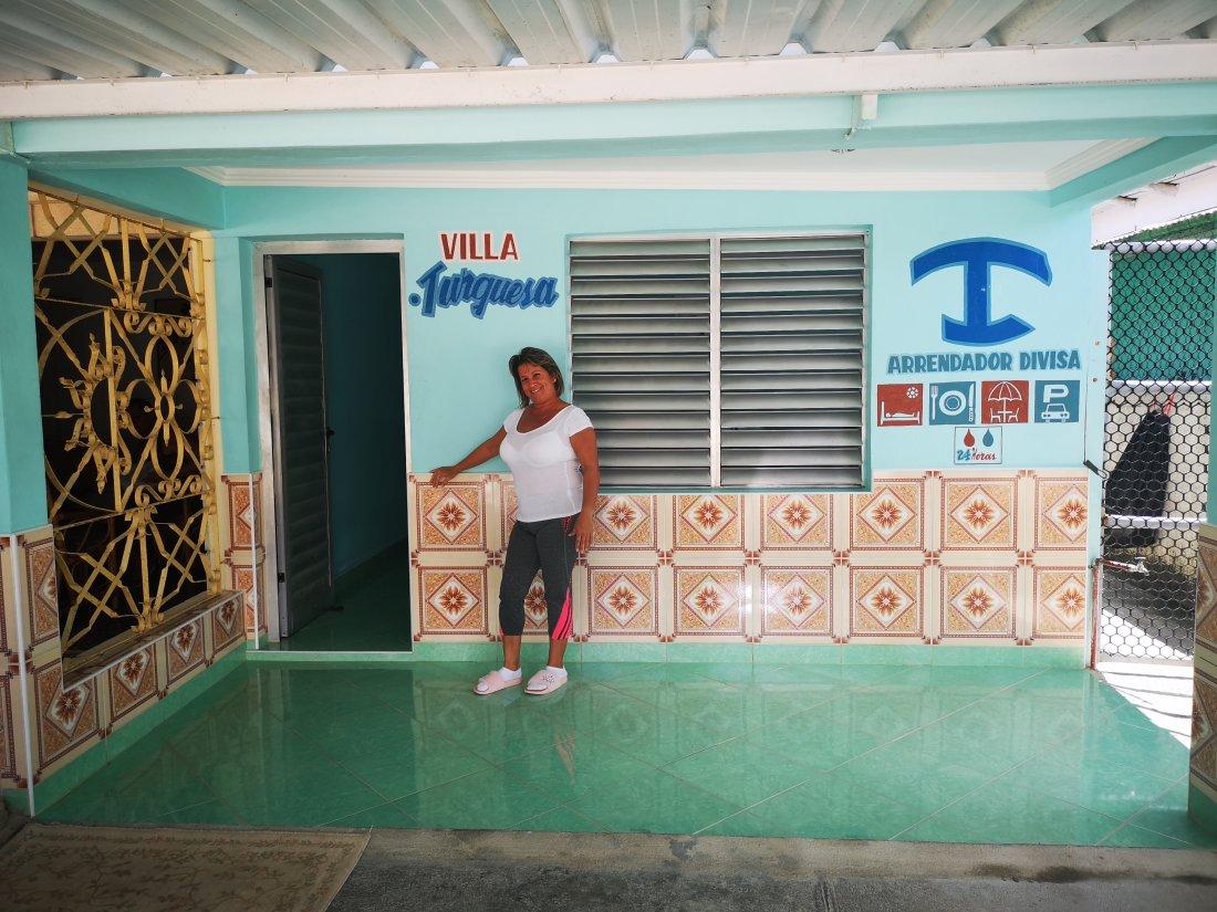 Casa particular på Cuba. Hva er det?