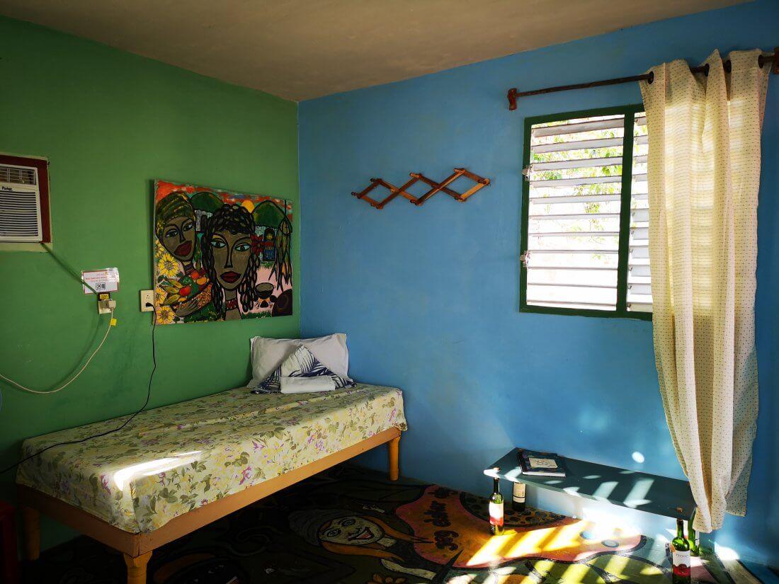 Det grønne rommet