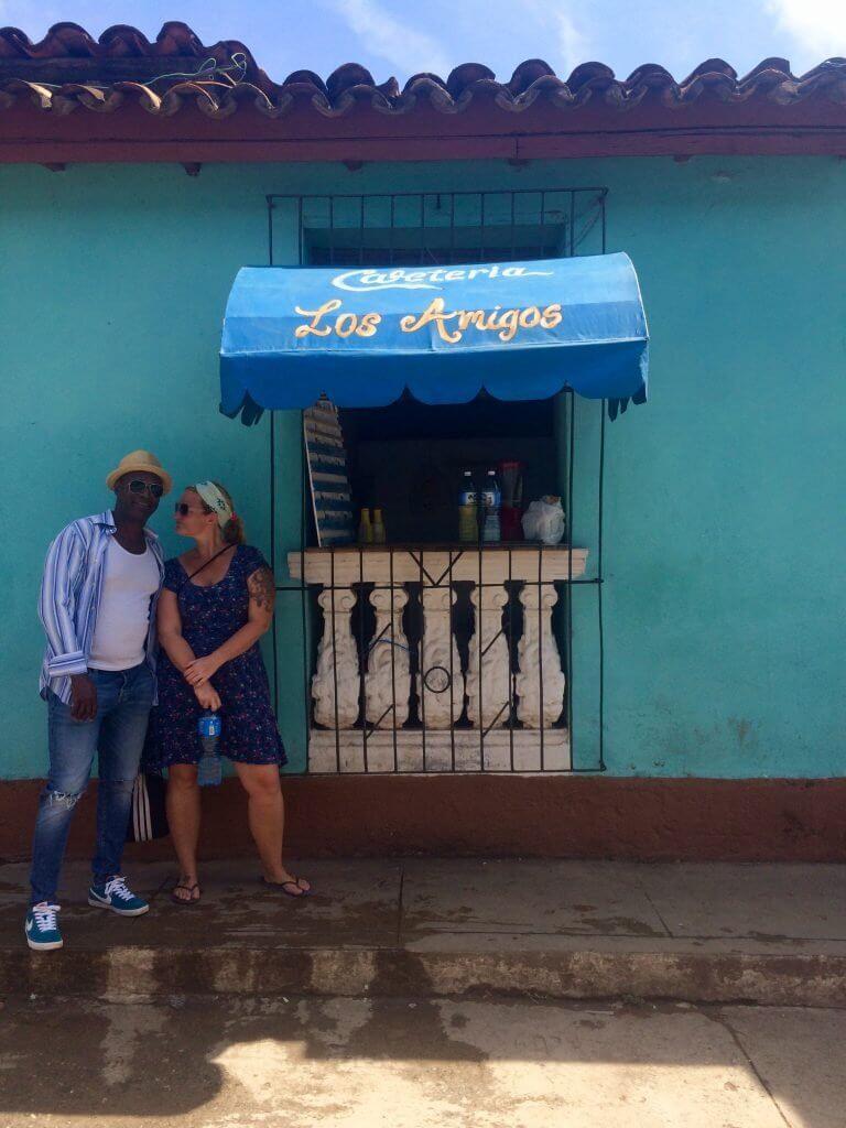Cubaneren og kona