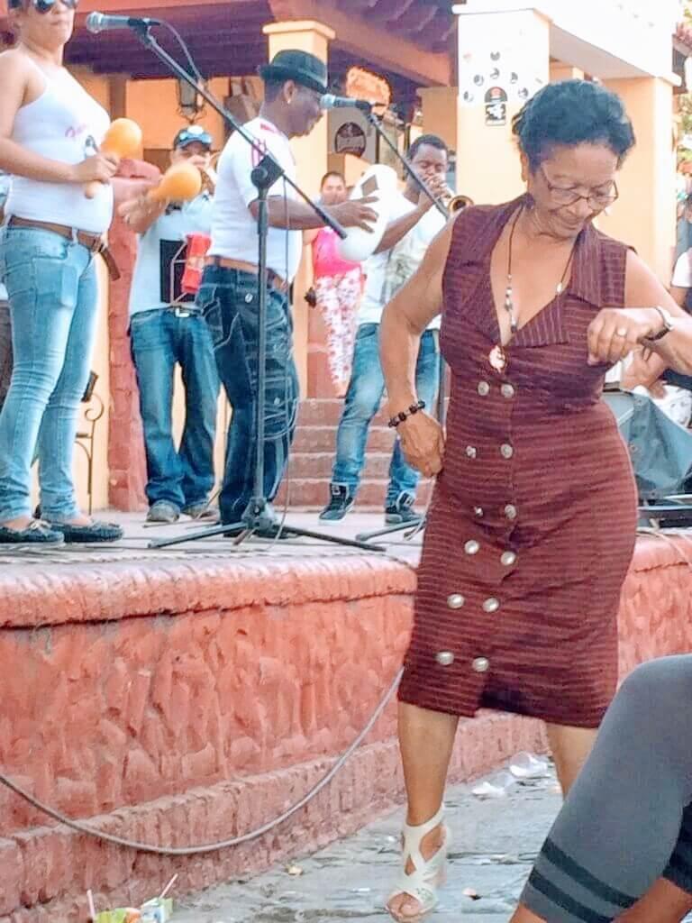 Gamle på Cuba