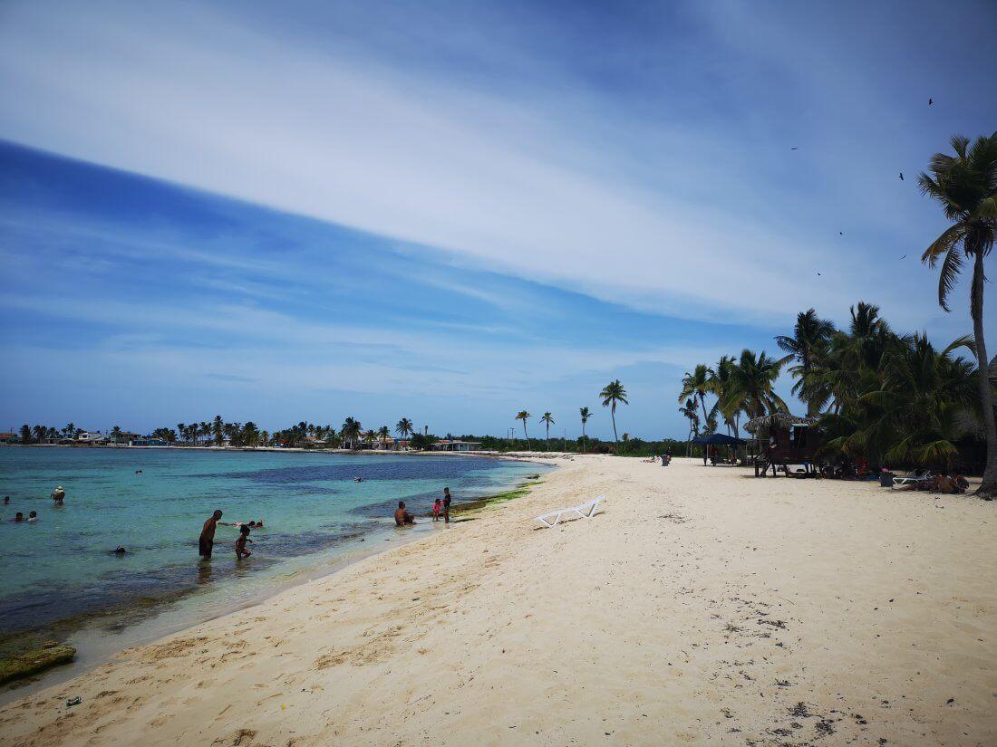 Coco beach er en av topp 5 strender på Cuba