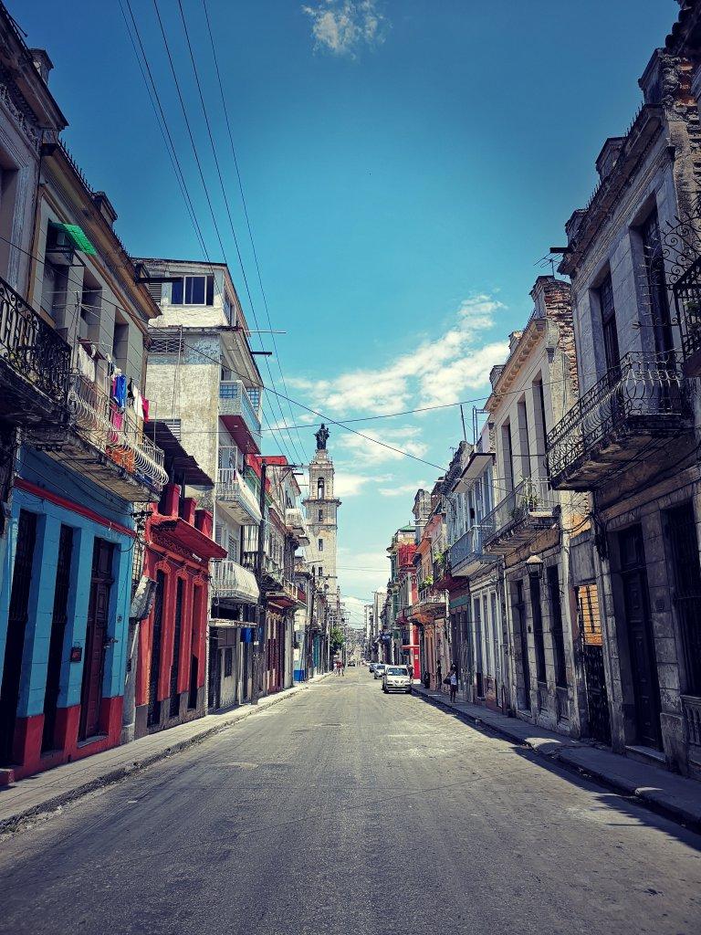 Havannas gater. Guide til Havanna