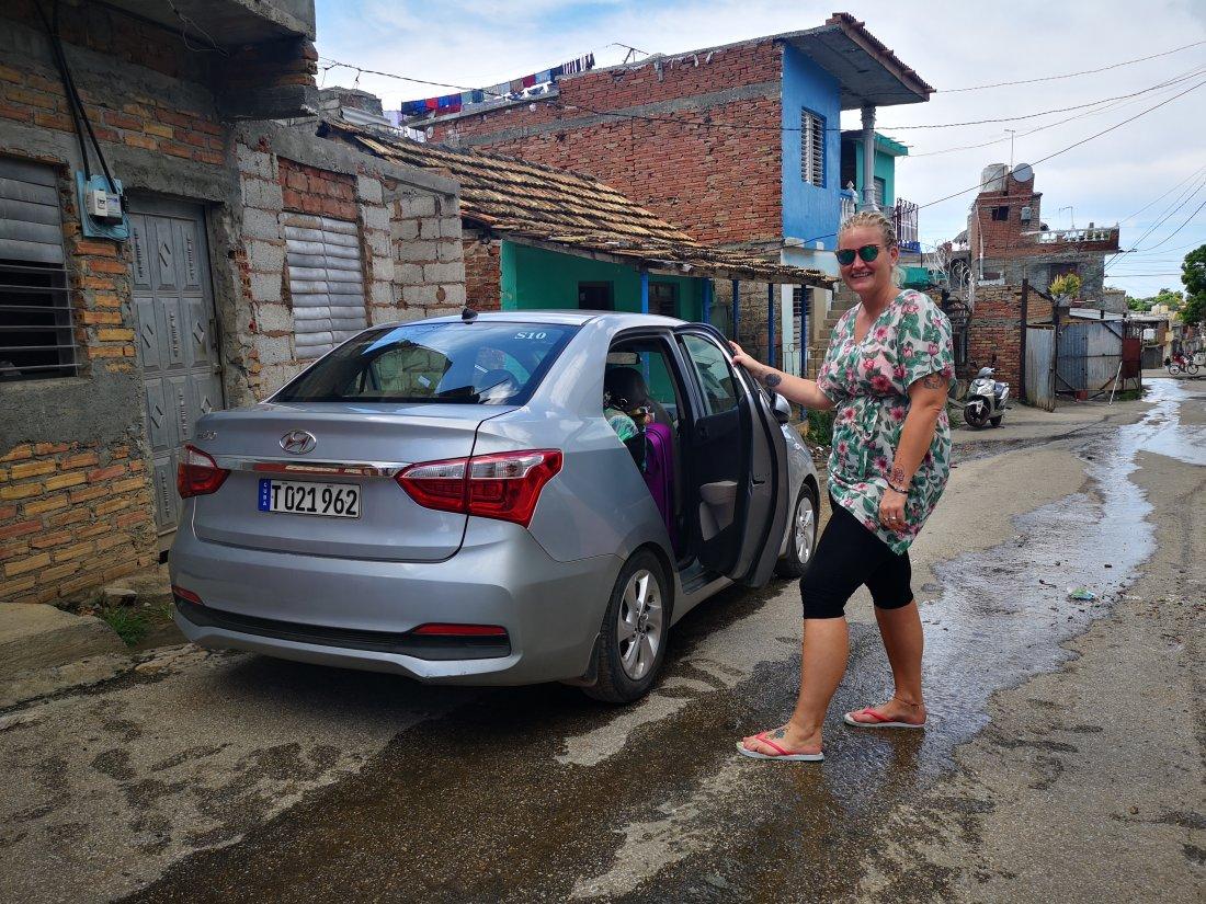 Kjøre på Cuba kan by på på gleder og utfordringer
