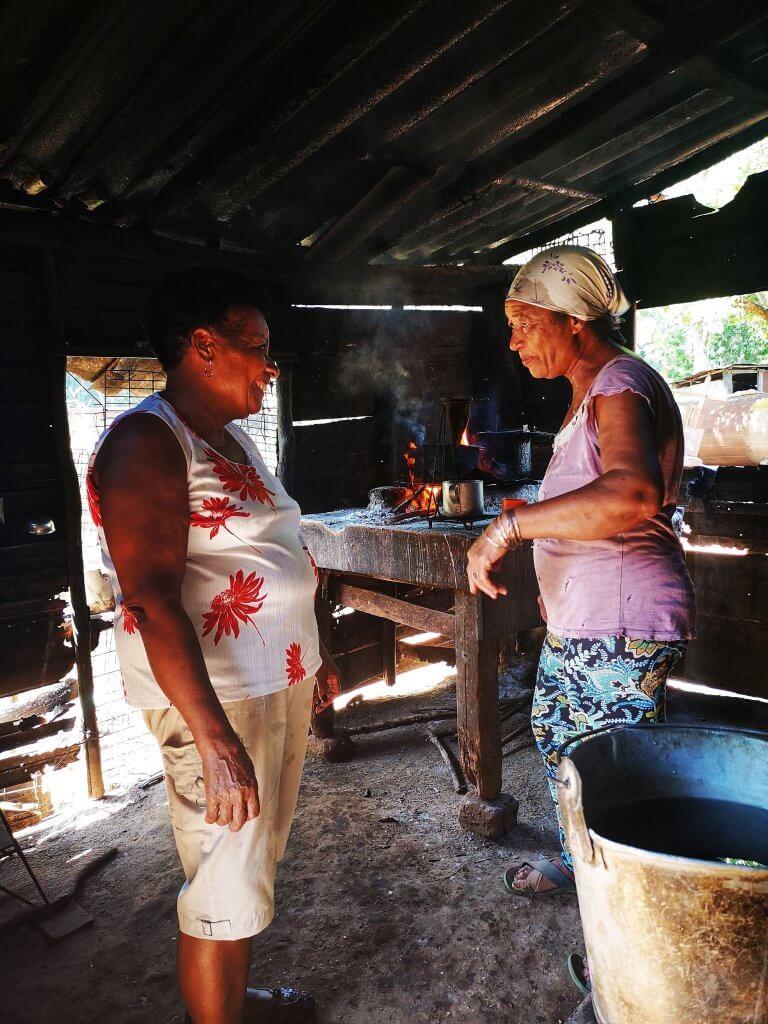 Familie på Cuba er viktig