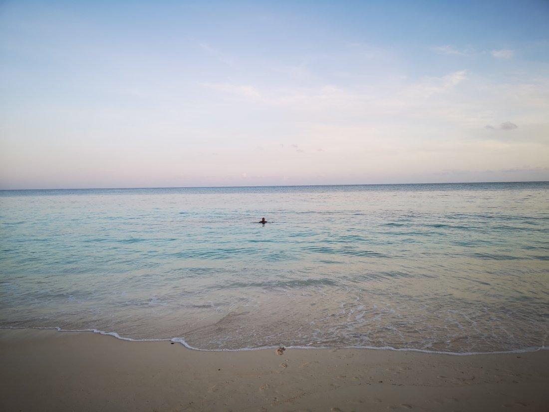 Cuba grenser til atlanterhavet
