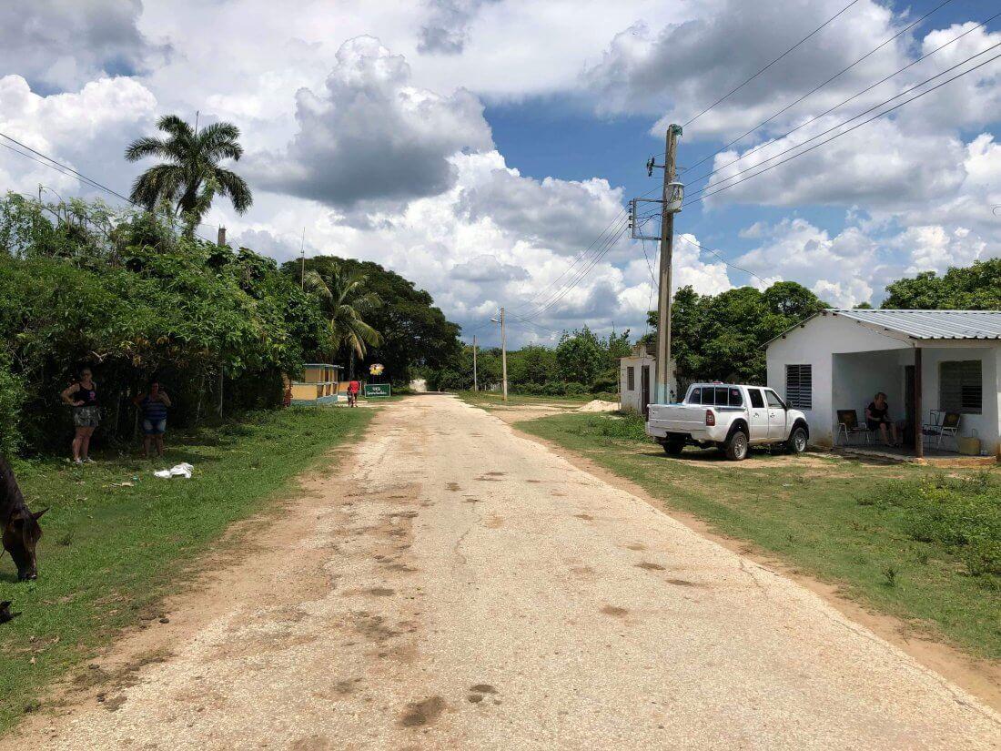San Pedro utenfor Trinidad