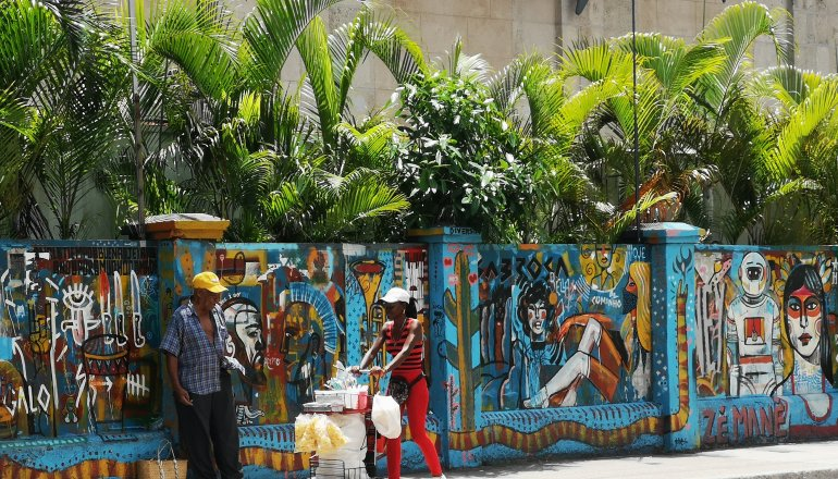 Cuba i dag
