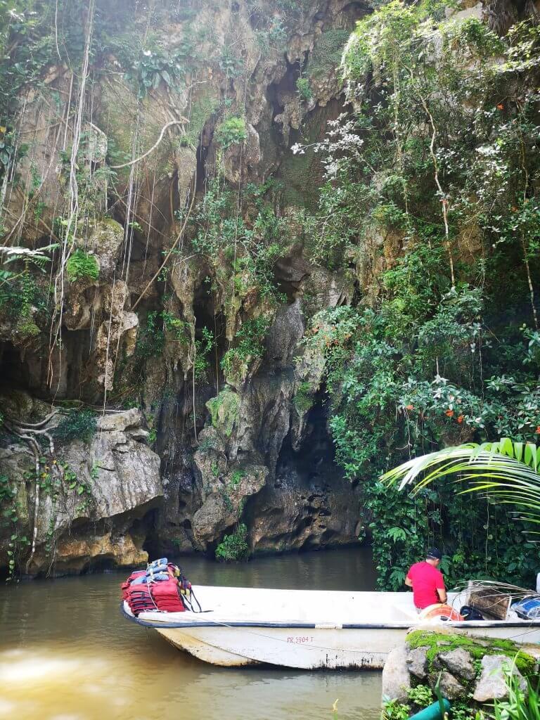 Cueva de los indios i Vinales