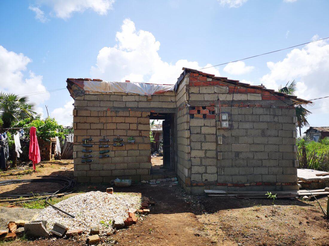 Frivillig arbeid på Cuba.