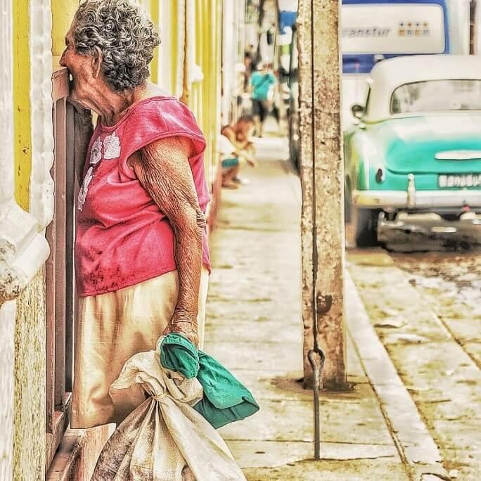 under huden på Cuba