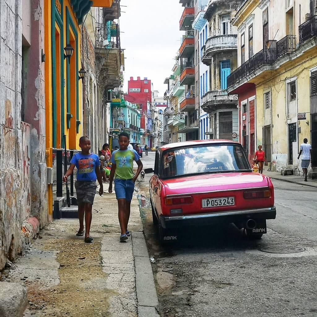 Cuba er spesiell