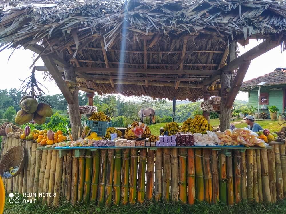maten på Cuba