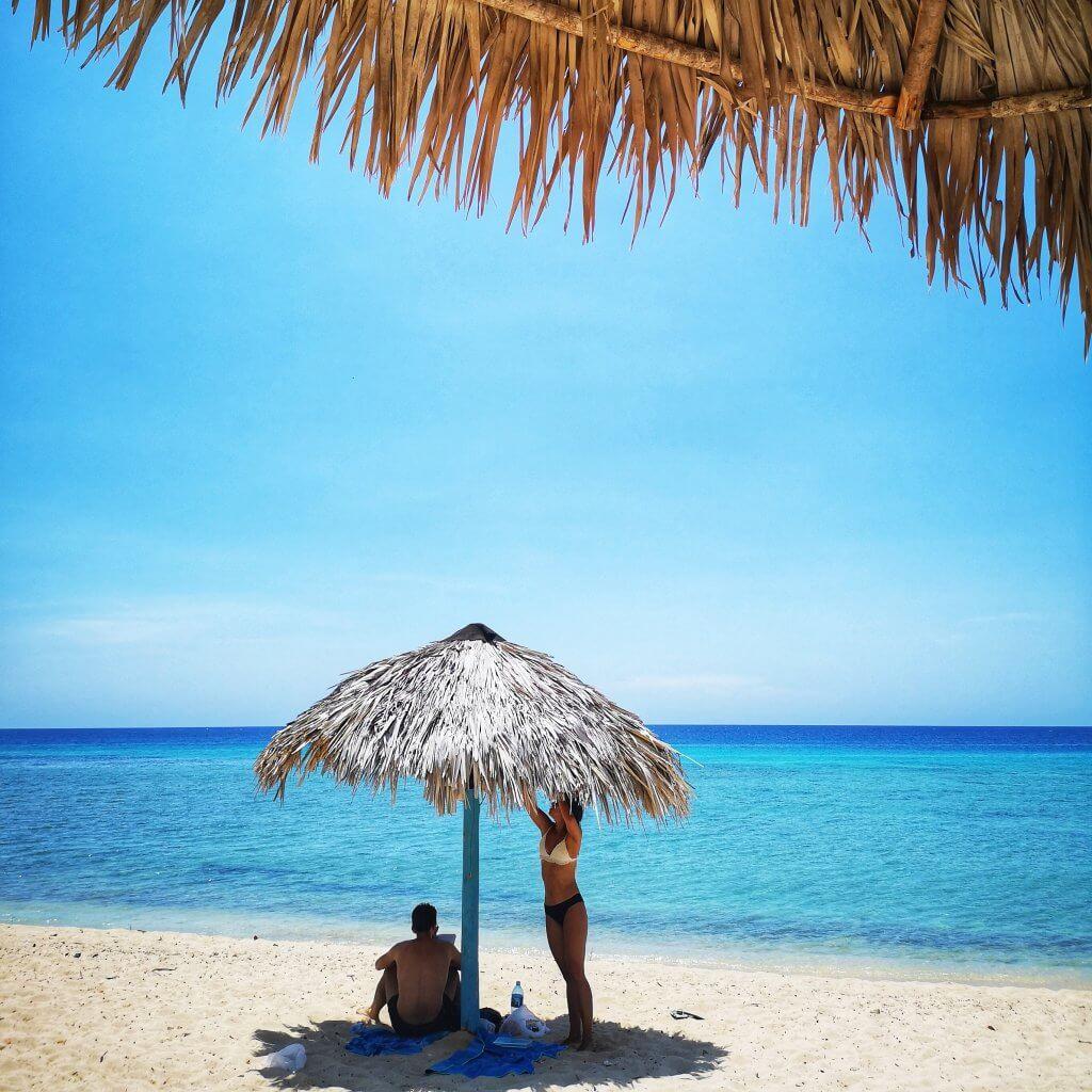 Playa Maria Aguilar er kun 15 minutter fra Trinidad