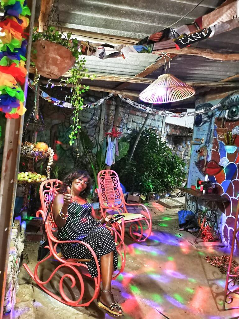fest på Cuba