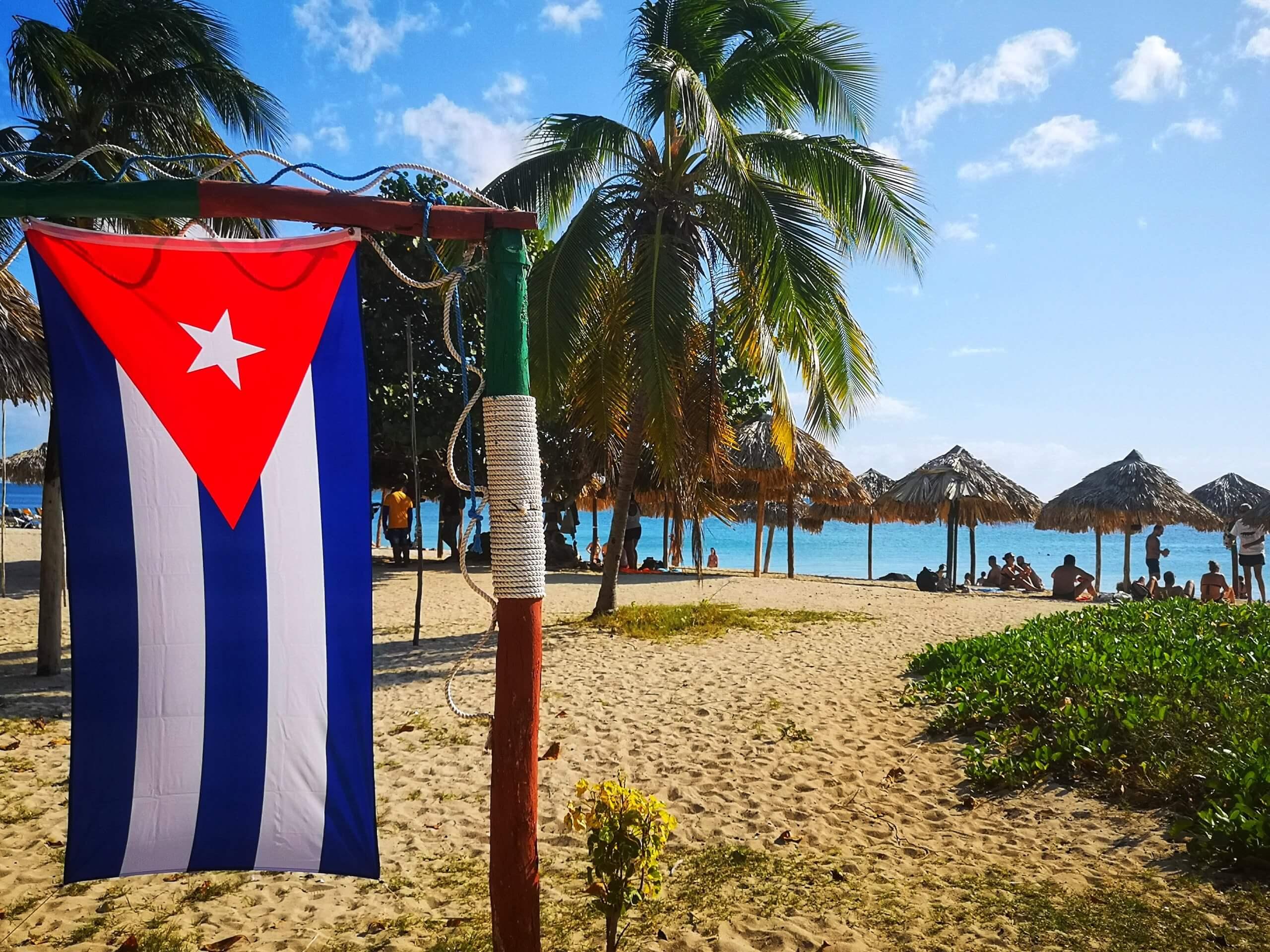 Ancon beach ligger kun 15 minutters kjøretur fra Trinidad