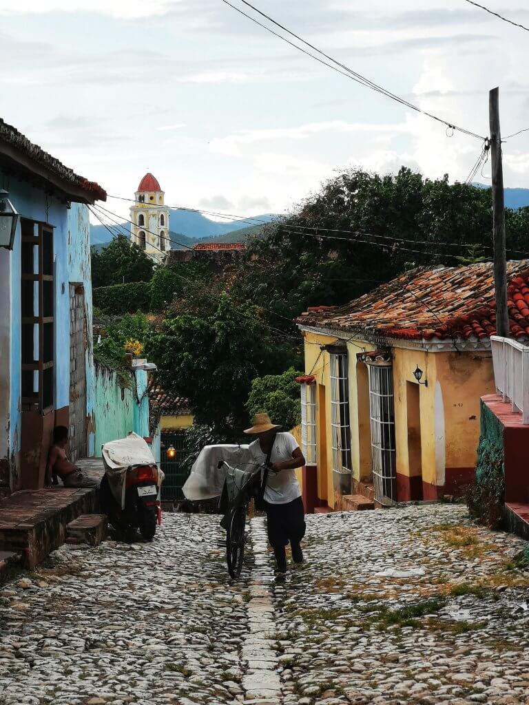Brød på Cuba