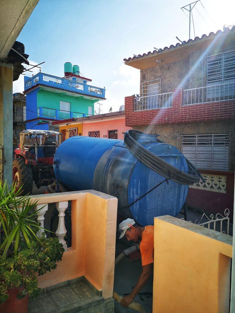 Vannmangel i Trinidad