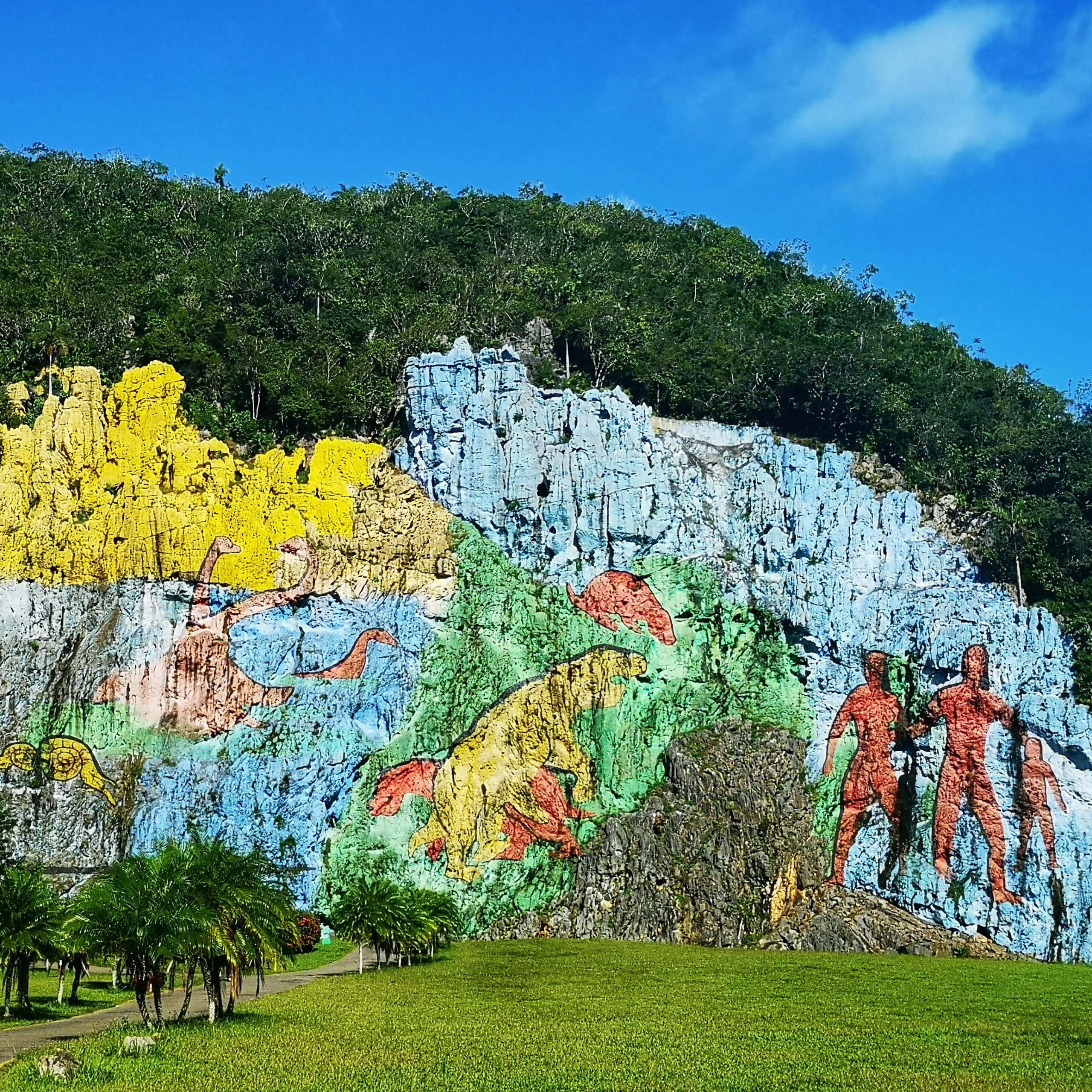 mural i Viñales