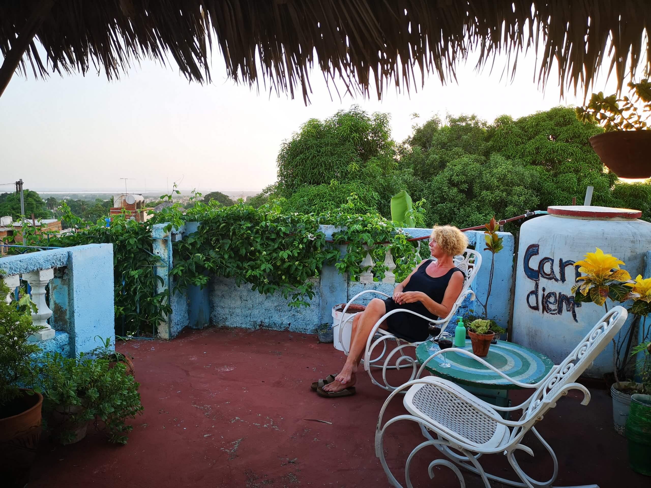 overnatting på Cuba