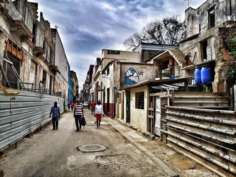 Havannas gater