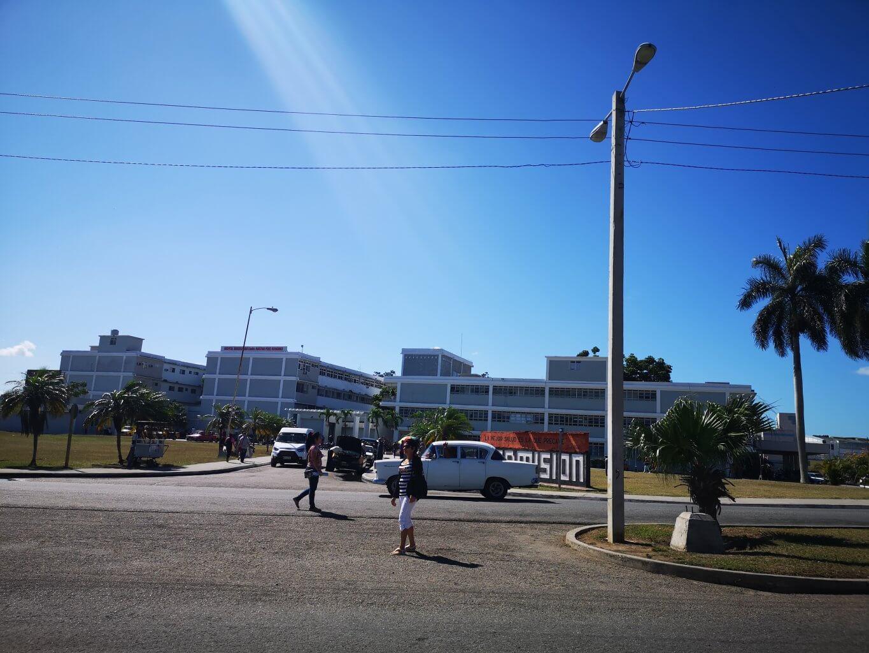 Cubansk sykehus. Er det så bra?