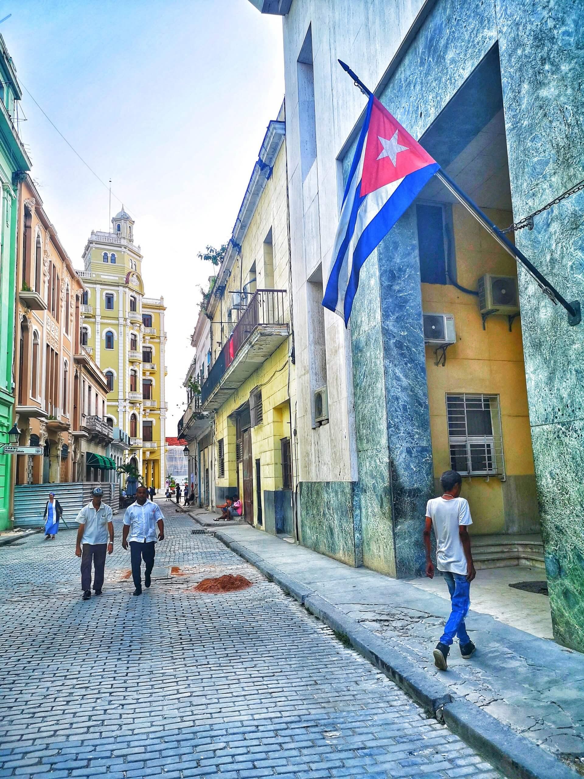 amerikanske dollar på Cuba