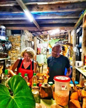 Kurs i cubansk matlaging